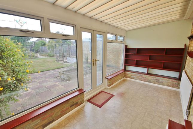Conservatory of Woburn Avenue, Kirby Cross, Frinton-On-Sea CO13