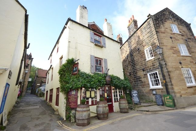 Thumbnail Detached house for sale in The Dock, Robin Hoods Bay, Whitby