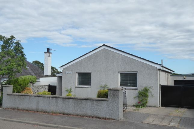 Thumbnail Detached bungalow for sale in Fleurs Place, Elgin
