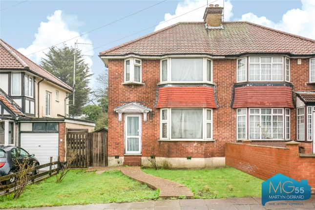 3 bed detached house for sale in Ellesmere Avenue, Mill Hill, London NW7