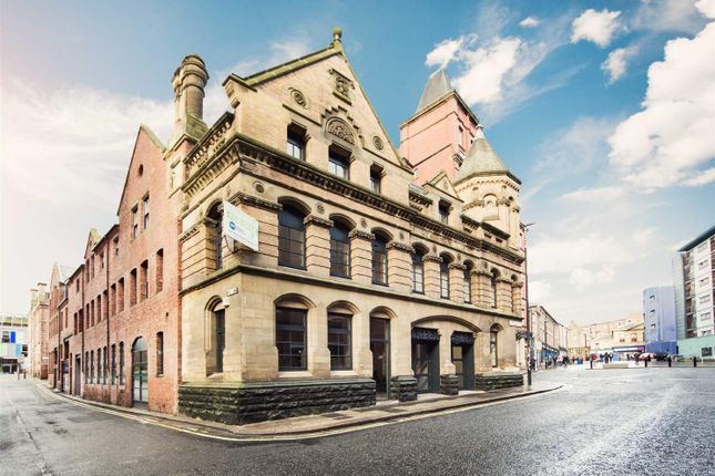 Thumbnail Block of flats for sale in Waterloo Street, Newcastle Upon Tyne