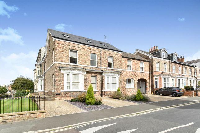 Thumbnail Flat to rent in Fishergate, York