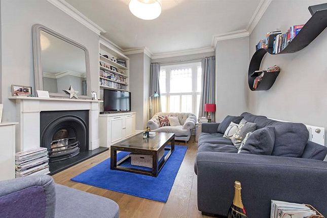 Thumbnail End terrace house for sale in Osward Road, London