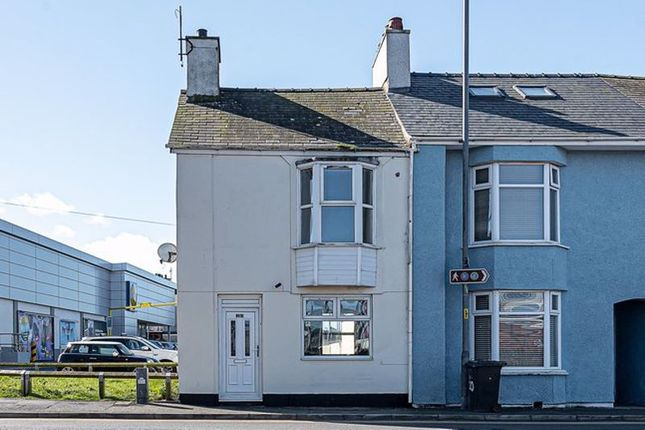 3 bed end terrace house for sale in Black Bridge, Holyhead LL65