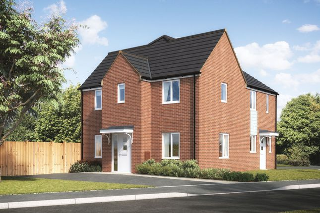 Thumbnail End terrace house for sale in Dial Lane, West Bromwich