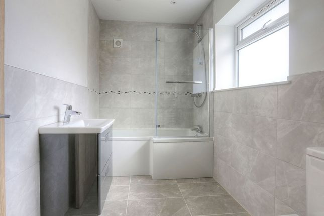 Bathroom of Moorland Road, Woodsmoor, Stockport, Cheshire SK2