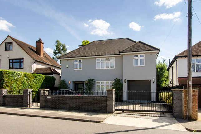5 bed detached house for sale in Nelson Road, New Malden