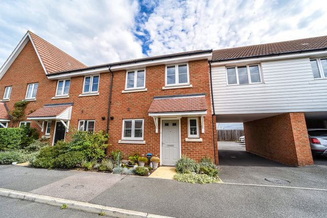 Thumbnail End terrace house for sale in Hardy Avenue, Dartford, Kent