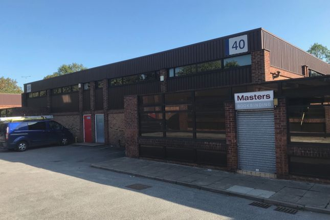 Thumbnail Industrial to let in Unit 40, Suttons Business Park, Reading