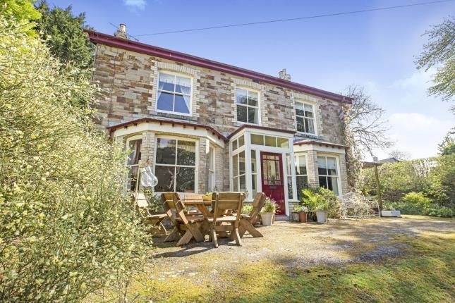 Thumbnail Detached house for sale in Bodmin Cornwall, Cornwall