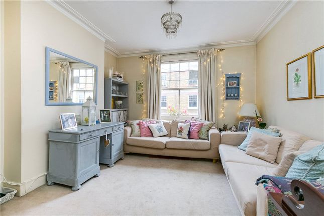 Thumbnail Flat to rent in St Olafs Road, Fulham, London