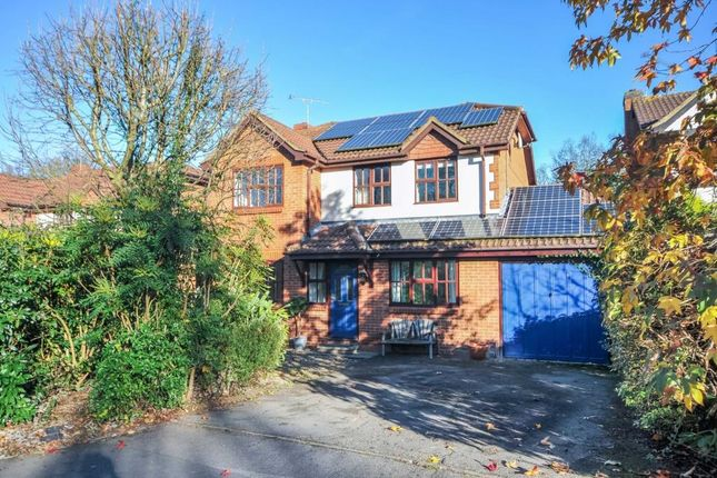 Thumbnail Detached house to rent in Wondesford Dale, Binfield