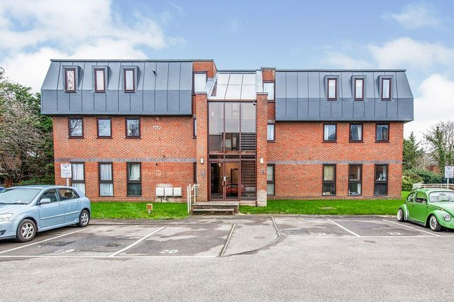 Thumbnail Flat for sale in Church Road, Egham
