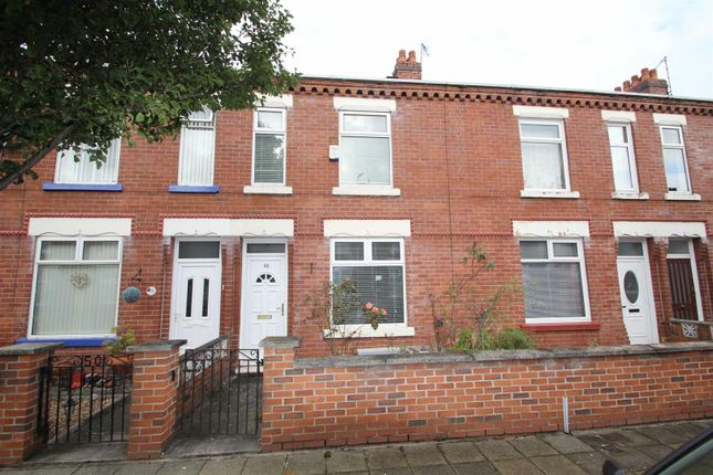 Thumbnail Terraced house to rent in Norway Street, Stretford, Manchester
