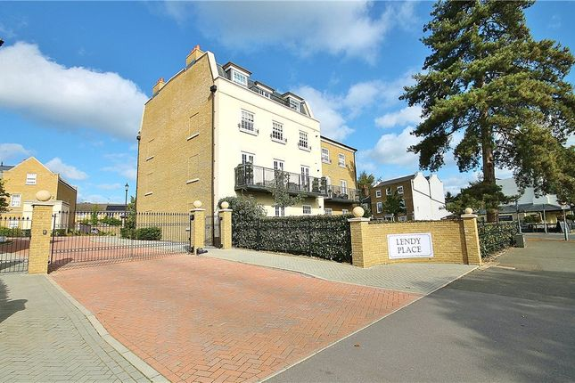 Thumbnail Flat for sale in Lendy Place, Lower Sunbury, Surrey