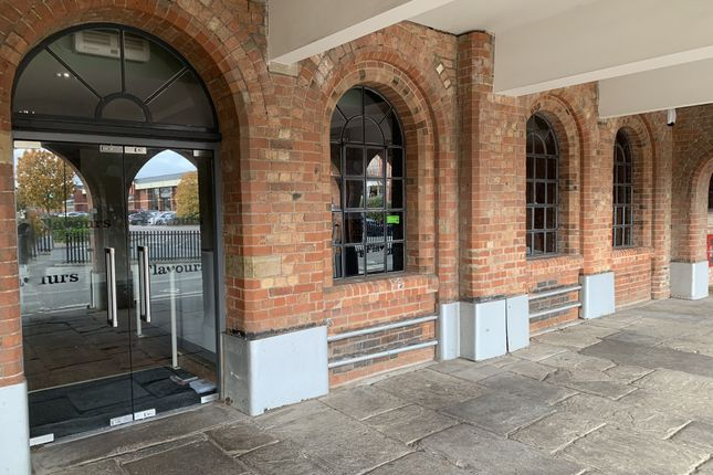 Restaurant/cafe to let in Unit 2 Warwick Brewery, Northgate, Newark