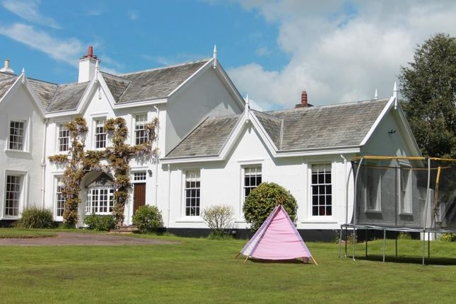 Thumbnail Country house for sale in Feniton, Honiton