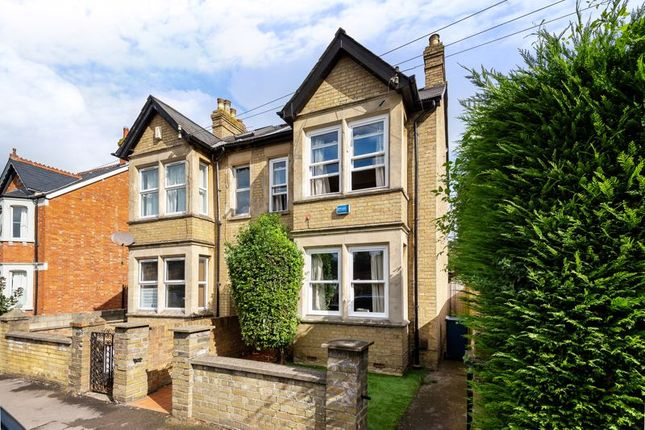 3 bed semi-detached house for sale in Crescent Road, Cowley, Oxford OX4