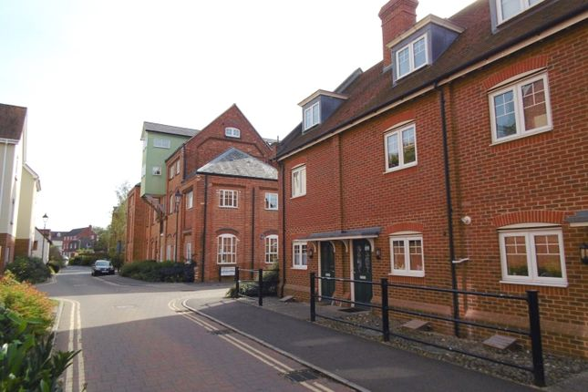 Thumbnail End terrace house to rent in Coopers Lane, Abingdon