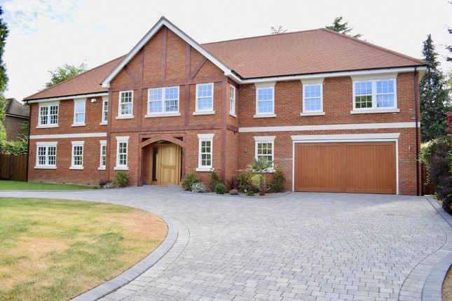Thumbnail Detached house for sale in Pippins, Grays Lane, Ashtead