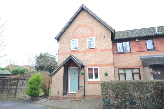 1 bed end terrace house for sale in Hirstwood, Tilehurst, Reading