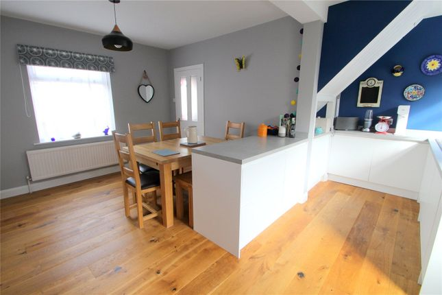 Thumbnail Semi-detached house for sale in Marigold Walk, Ashton, Bristol