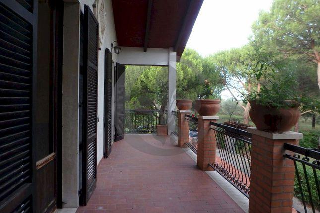 Balcony of Via Caduti Sul Lavoro 33, Pienza, Siena, Tuscany, Italy
