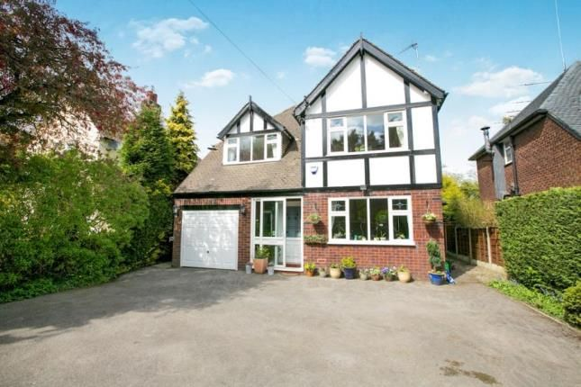 Thumbnail Detached house for sale in Grove Lane, Cheadle Hulme, Cheadle, Greater Manchester
