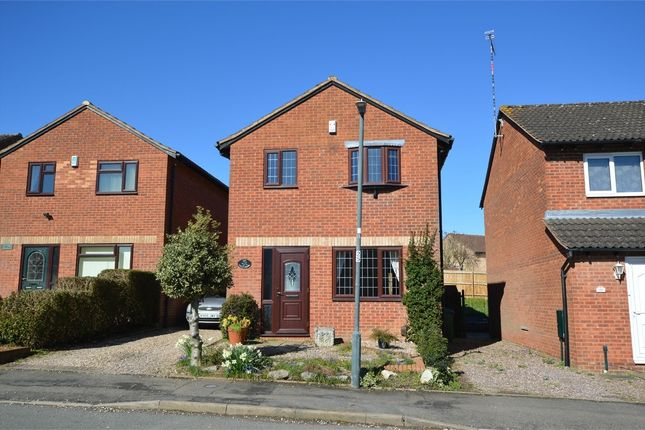 Thumbnail Detached house to rent in Cornwallis Road, Bilton, Rugby, Warwickshire