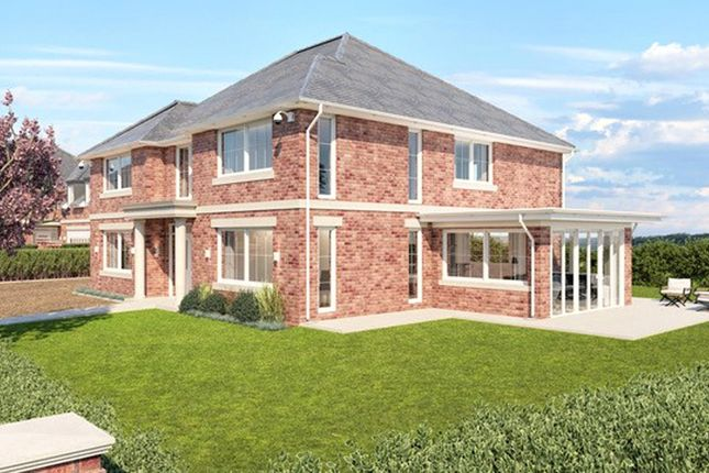 Thumbnail Detached house for sale in Newcourt Road, Topsham, Devon