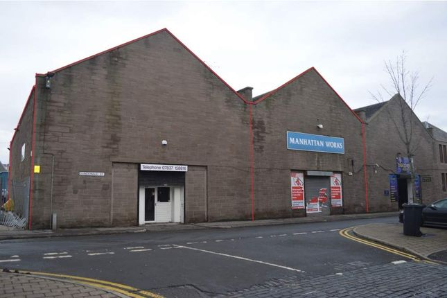 Thumbnail Leisure/hospitality to let in Units 19 & 20 Manhattan Works, Dundonald Street, Dundee