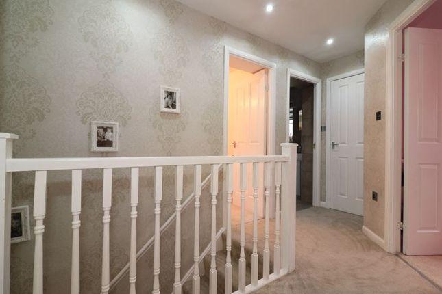 Upper Hallway of Sanquhar Road, Glasgow G53