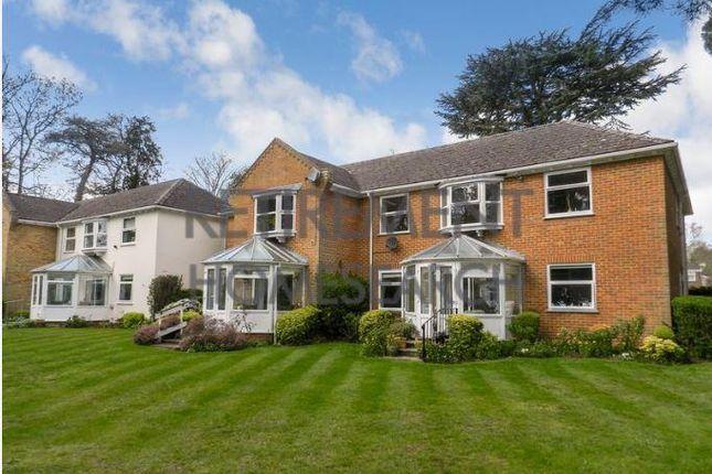 Thumbnail Flat to rent in Fairlawn, Hall Place Drive, Weybridge