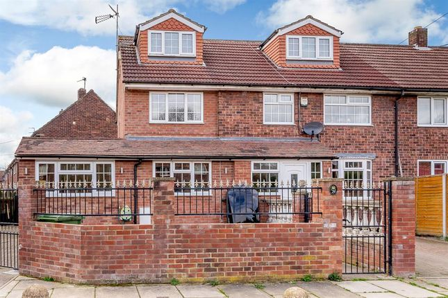 Thumbnail Semi-detached house for sale in Don Avenue, York