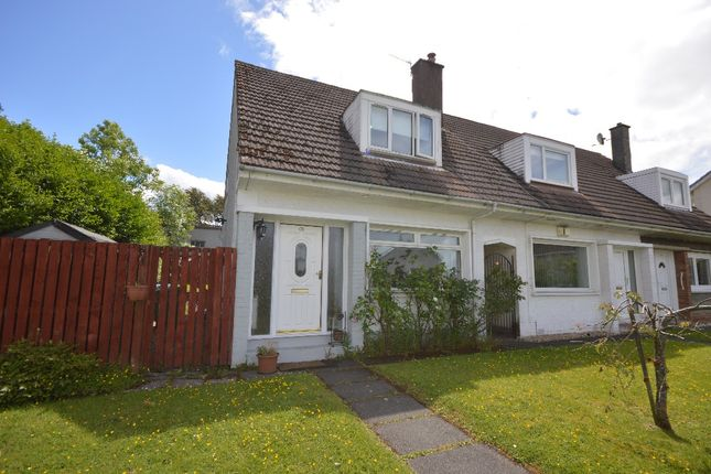 Thumbnail Semi-detached house to rent in Ayton Park South, East Kilbride, South Lanarkshire