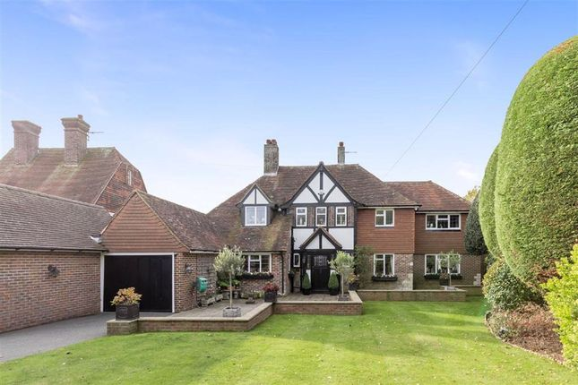 Thumbnail Detached house for sale in Firle Road, Seaford, East Sussex