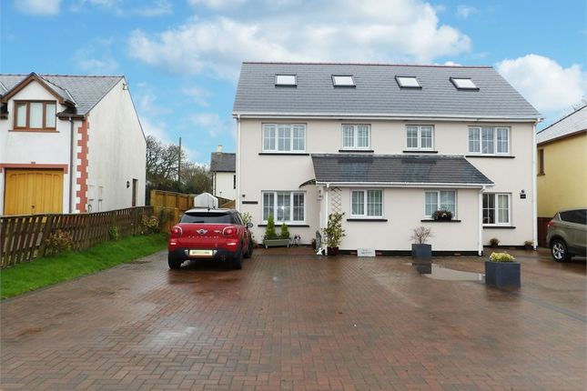 Thumbnail Semi-detached house for sale in Wooden, Saundersfoot, Pembrokeshire