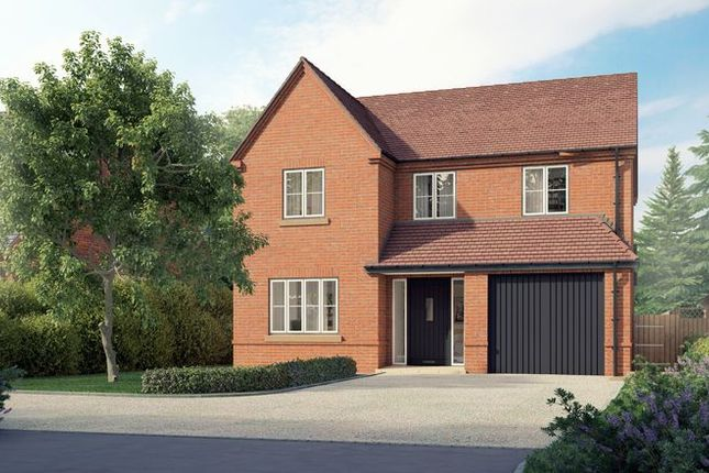 Thumbnail Detached house for sale in Node Hill, Studley