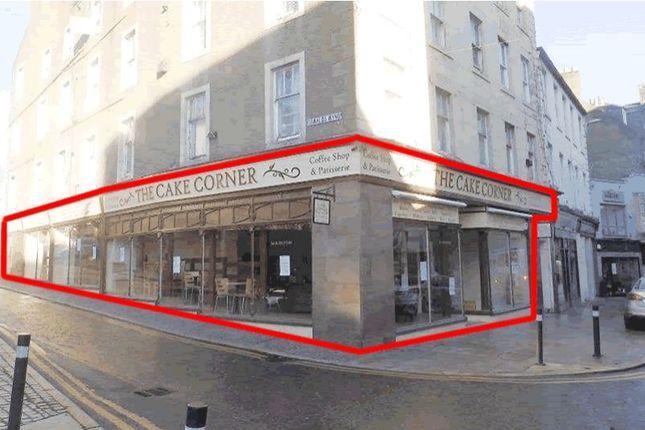 Thumbnail Restaurant/cafe for sale in 263, High Street, Kirkcaldy, Fife