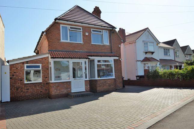 Thumbnail Detached house for sale in Grove Road, Kings Heath, Birmingham