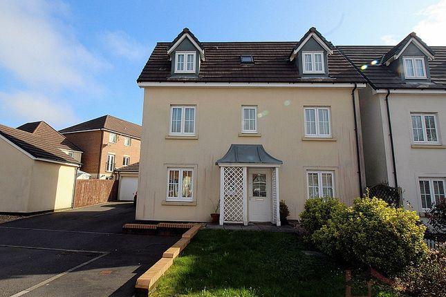 Thumbnail Detached house for sale in Cadwal Court, Llantwit Fardre, Pontypridd, Rhondda, Cynon, Taff.