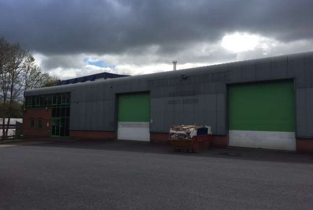 Thumbnail Commercial property to let in Shawbank Road, Redditch, Worcs