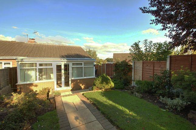 Thumbnail Semi-detached bungalow for sale in Manor Drive, Knaresborough