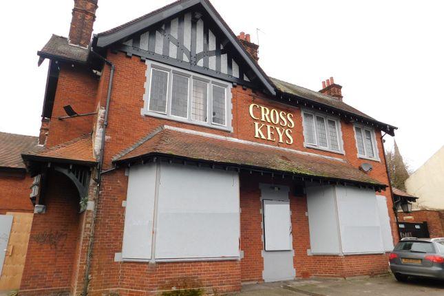 Thumbnail Pub/bar for sale in Cross Keys, 15 High Street, Birmingham