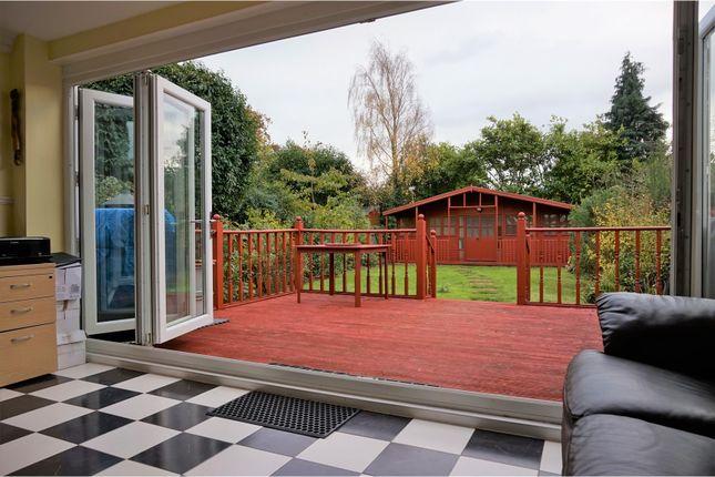 Living Area of Cranleigh Gardens, London N21