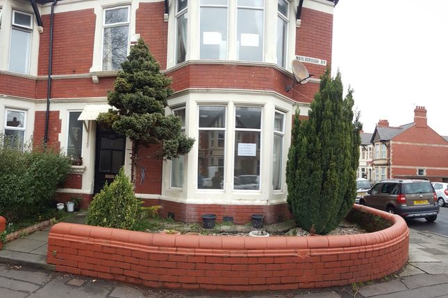 Thumbnail Room to rent in Marlborough Road, Roath, Cardiff