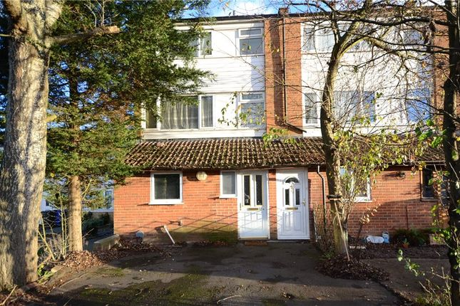 Thumbnail Maisonette for sale in Kingsway, Blackwater, Camberley