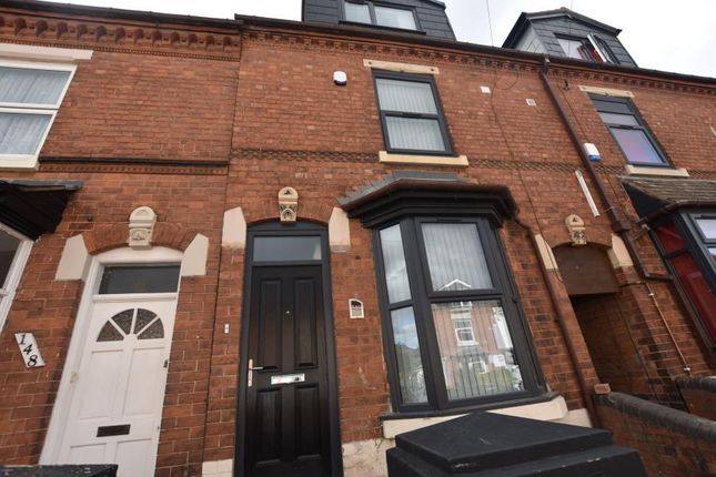 Thumbnail Flat to rent in Tiverton Road, Selly Oak, Birmingham