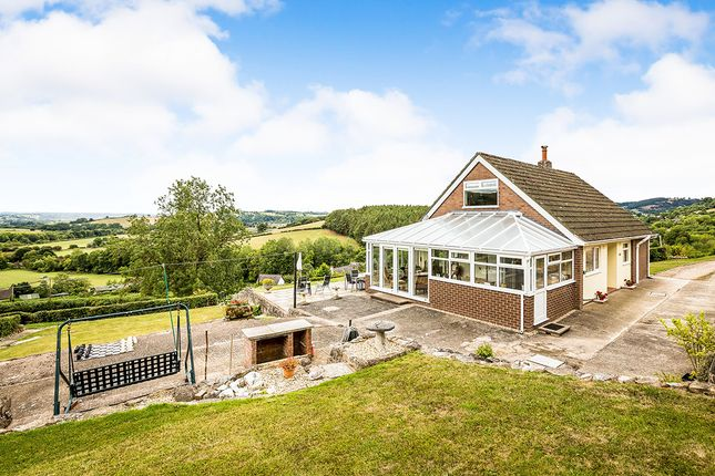 Thumbnail Bungalow for sale in Blodwel Bank, Treflach, Oswestry, Shropshire