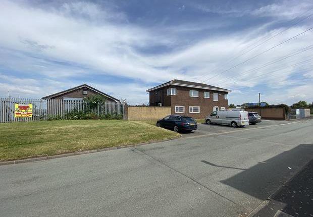 Thumbnail Office to let in Edwards House, 11 Dock Road, Deeside, Flintshire